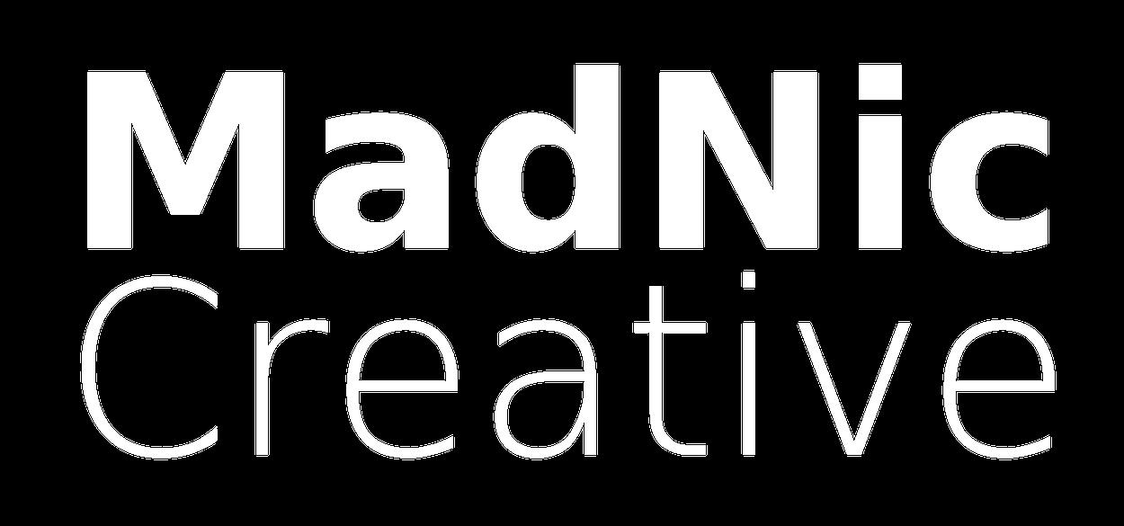 MadNic Creative Logo
